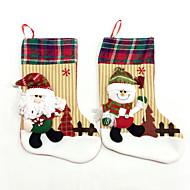 Good Quality L Size Christmas Stocking