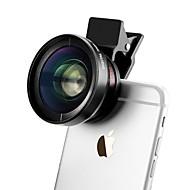 37mm 0.45x groothoek clip iphone lens voor de iPhone / Android-smartphone camera