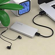 ORICO MSA의 msata의 SSD 솔리드 스테이트 모바일 하드 디스크 상자 미니 SATA 노트북 하드 디스크 상자 임의의 색상을 시작합니다