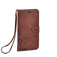CORNMI For iphone 7 7Plus 6 6S 6Plus 5 5S SE  Cover Case For Retro Vintage Leather Case Wallet Cover With Holder
