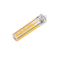ywxlight®調光可能g4の15ワット136 SMD 5730 1200-1400lm暖かい/クールホワイトAC 110 / 220V
