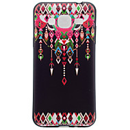 For Samsung Galaxy J3 J3(2016) ONE5 Pendant Pattern Soft TPU Back Cover Phone Case