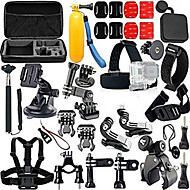 Accessories For GoPro,Anti-Fog Insert Smooth Frame Protective Case Monopod Tripod Case/Bags Screw Buoy Suction Cup Adhesive Mounts Straps