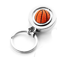 Key Chain Leisure Hobby Key Chain Golf Metal Silver For Boys / For Girls