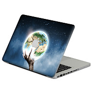 1 pc Scratch Proof PVC Body Sticker Earth Pattern For MacBook Pro 15'' with Retina / MacBook Pro 15'' / MacBook Pro 13'' with Retina / MacBook