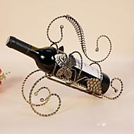 Estantes de Vino Hierro Fundido,29*9.5*26CM Vino Accesorios