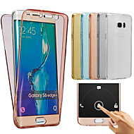 for Samsung Galaxy J7 2016 Case TPU Full body Protective Clear Cover Case J1 J2 J3 J5 J7 2016