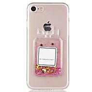 のために リキッド ケース バックカバー ケース セクシーレディ ソフト TPU のために Apple iPhone 7プラス / iPhone 7 / iPhone 6s Plus/6 Plus / iPhone 6s/6