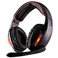Nøytral Produkt SA903 Hodetelefoner (hodebånd)ForComputerWithMed mikrofon / DJ / Lydstyrke Kontroll / Gaming / Lyd-avbrytende / Hi-Fi /