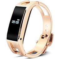 DMDG D8 Slimme armband Slim horloge PolsbandenLange stand-by Stappentellers Logboek Oefeningen Gezondheidszorg Sportief Afstandsmeting
