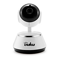 OUKU® Home Security Camera 720P HD IP Camera Smart WIFI Webcam Night Vision Baby Monitor Home Safety