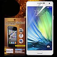 védő hd képernyővédő fólia Samsung Galaxy a3 (3 db)