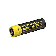 nitecore nl1823 2300mAh 3.7v 8.5wh 18650 литий-ионная аккумуляторная батарея