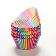 6.8cm*5cm*3.2cm Tálcák Mert Cupcake / Pie / Bimbózó Papír Barkács (DIY) / Jó minőség / Környezetkímélő