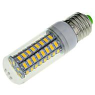 5 pcs E14 / E26/E27 18W 72 SMD 5730 1650 LM Warm White / Cool White B Decorative Corn Bulbs AC 220-240 V