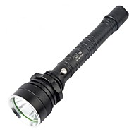 SS-A63 LED Flashlights/Torch / Bike Glow Lights LED 160-280Lm Lumens 4 Mode Cree Q5 18650 Waterproof / Super LightCamping/Hiking/Caving /