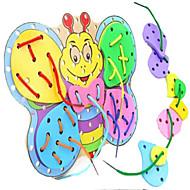 Allevia lo stress / Gioco educativo Nuovi giochi Giocattoli Originale Circolare Legno Arcobaleno Per bambini / Per bambine