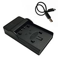 VBK180 micro USB ładowarka aparat komórkowy Panasonic VBK180 vbk360 vbt190 vby100 HC-V110 V210 V520 V720 gk