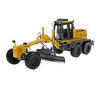 建設車両 おもちゃ 車のおもちゃ 1:28 メタル ABS プラスチック 白 プラモデル&組み立ておもちゃ