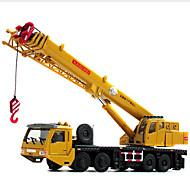 Constructievoertuig Speeltjes Car Toys 1:60 Metaal ABS Kunststof Wit Modelbouw & constructiespeelgoed