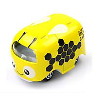 Macchina da corsa Giocattoli Giocattoli Car 1:60 Metallo Plastica Giallo Modellino e gioco di costruzione