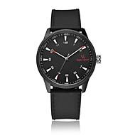 V6 Muškarci Modni sat Kvarc / Silikon Grupa Neformalno Crna Obala Crn Sive boje