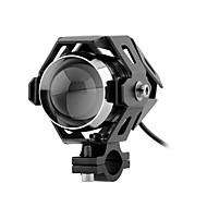 U5 12v LED-lamp grootlicht koplamp mistlamp spotlight voor motorfiets auto vrachtwagen met aan en uit-schakelaar-knop