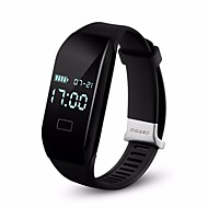 2017 diggro h3 smart klocka puls armband Bluetooth 4.0 stegräknare kalori sömn monitor smarta armband för Android ios