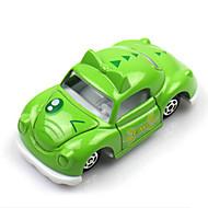 Macchina da corsa Giocattoli Giocattoli Car 1:60 Metallo Plastica Verde Modellino e gioco di costruzione