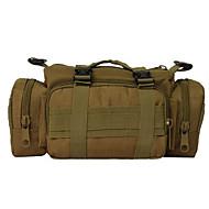 6 L Slings & Messeger Bags Camping & Turystyka Na wolnym powietrzu Wielofunkcyjne Army Green Kamuflaż Oxford