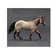 Pretend Play Model & Building Toy Toys Novelty Horse Plastic Bronze