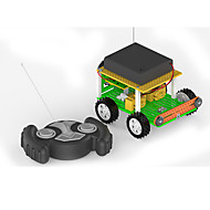 Toys For Boys Discovery Toys DIY KIT Vehicle Car Metal ABS Black Green Yellow
