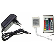 W Kontrolery RGB lm DC12 AC100-240 1,2 m 0 Diody lED
