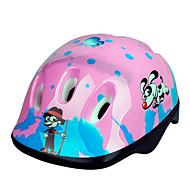 スポーツ 子供用 男女兼用 バイク ヘルメット 9 通気孔 サイクリング サイクリング マウンテンサイクリング ロードバイク レクリエーションサイクリング 登山 ハイキング PC EPS レッド ピンク ブルー ライトピンク