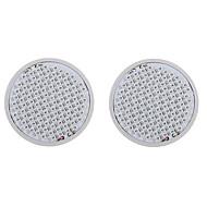 6W E27 LED-kweeklampen 106 SMD 3528 2500-3000 lm Rood Blauw V 2 stuks