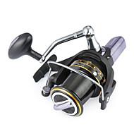 Fiskehjul Spinne-hjul 4.1:1 14 Kuglelejer ombyttelig Havfiskeri - GH8000 BOYANG