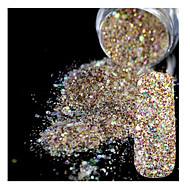 5g The New Manicure Glitter Sequins Glitter Powder Mixed Color