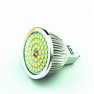 4.5W GU5.3(MR16) LED-spotlys MR16 48 SMD 2835 400 lm Varm hvid Kold hvid Dekorativ Vekselstrøm 12 V 1 stk.