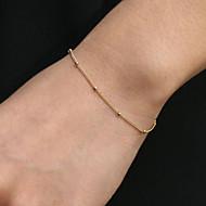 Armbanden met ketting en sluiting Bohemia Style Movie Jewelry Met de hand gemaakt Legering Stervorm Goud Zilver Sieraden VoorBruiloft