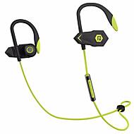 langsdom bhook Bluetooth 4.0 Kopfhörer magnetisches Metall Bluetooth-Headset Stereo-Rauschunterdrückung drahtlose Ohrhörer für Handy