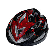 スポーツ 男女兼用 バイク ヘルメット 22 通気孔 サイクリング サイクリング マウンテンサイクリング ロードバイク レクリエーションサイクリング 登山 ハイキング PC EPS ホワイト ブラック