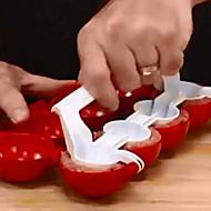 1개 미트볼 DIY 금형 For 고기에 대한 플라스틱 고품질 크리 에이 티브 주방 가젯