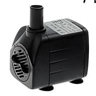 Ενυδρεία Αντλίες Νερού Εξοικονόμηση ενέργειας Μη τοξικό και χωρίς γεύση Πλαστικό AC 100-240V