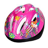 スポーツ 子供用 男女兼用 バイク ヘルメット 9 通気孔 サイクリング サイクリング マウンテンサイクリング ロードバイク レクリエーションサイクリング ハイキング 登山 PC EPS レッド ブルー