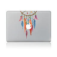 1개 스크래치 방지 기하학 투명 플라스틱 바디 스티커 패턴 용MacBook Pro 15'' with Retina MacBook Pro 15'' MacBook Pro 13'' with Retina MacBook Pro 13'' MacBook Air