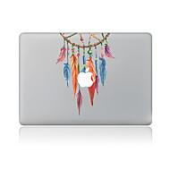 1 pièce Anti-Rayures Géométrique En Plastique Transparent Décalcomanie Motif PourMacBook Pro 15'' with Retina MacBook Pro 15 '' MacBook