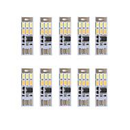 Brelong Dimmen usb 3w 6x5730 Nachtlicht Touch-Schalter Touch Dual Licht Farbe (dc5v) 10 Stück
