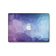 1 stuks Krasbestendig 3D Transparante kunststof Lichaamssticker Glow in the dark Patroon VoorMacBook Pro 15'' with Retina MacBook Pro 15