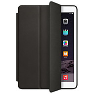 For iPad (2017) with Stand Auto Sleep/Wake Flip Origami Case Full Body Case Solid Color Pro 9.7 Air 2 iPad 2/3/4 mini 123 mini4
