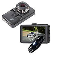 車のdvrダッシュカメラ170度の車レコーダーG-senser駐車モードナイトビジョン1080のフルHDビデオレジループ記録12MPの1920x1080pをNOVATEK